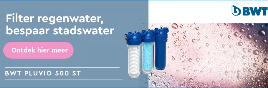 pluvio 500 ST regenwaterfilter